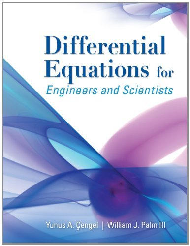 Differential Equations for Engineers and Scientists, First edition (Calculus For Scientists And Engineers 1st Edition)