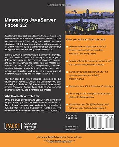 Mastering Javaserver Faces 2.2 Pdf