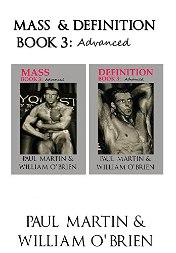 Mass & Definition: Book 3 - Advanced - Fired Up Body Series: Fired Up Body