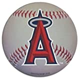 Anaheim Angels Baseball Shaped Magnet Large MLB Team for Refrigerator Locker