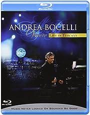Andrea Bocelli: Vivere: Live in Tuscany [Blu-ray] [Import]