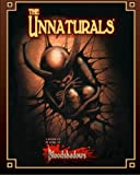 img - for The Unnaturals (Classic Reprint): A Supplement for Bloodshadows book / textbook / text book