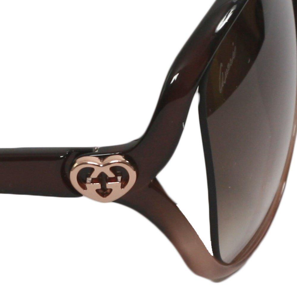 ede5e6062a65 Gucci for woman gg 3500/s - WNQ/02, Designer Sunglasses Caliber 60:  Amazon.co.uk: Clothing