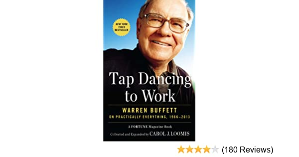 Tap Dancing To Work Warren Buffett Pdf