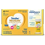iron enriched baby food - Similac NeoSure Infant Formula with Iron, For Babies Born Prematurely, Ready-to-Feed bottles, 2 ounces (8 bottles)