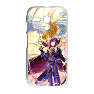 Code Geass Motorola G Cell Phone Case White y2e18-346931
