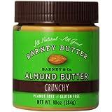 Barney Butter Bare Almond Butter (Almond Butter Crunchy, 10.0 oz Pack of 2)