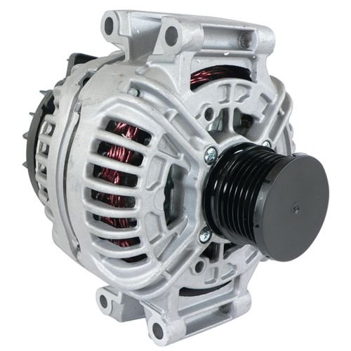 Sprinter Alternator Dodge Van - DB Electrical Abo0326 Alternator For Dodge Freightliner Sprinter Van 2.7 2.7L Diesel 2005 2006 05 06 0-124-625-020 5117587AA, 5117587AB 012-154-11-02, 013-154-11-02, A013-154-11-02