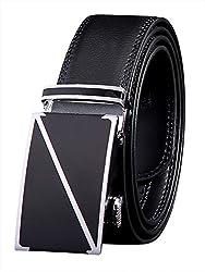 West Leathers Men's Fashion Leather Belt Leather Belts Size 38 Style 1