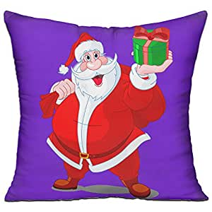 Roseer Christmas Santa Claus Beautiful Pillowcases