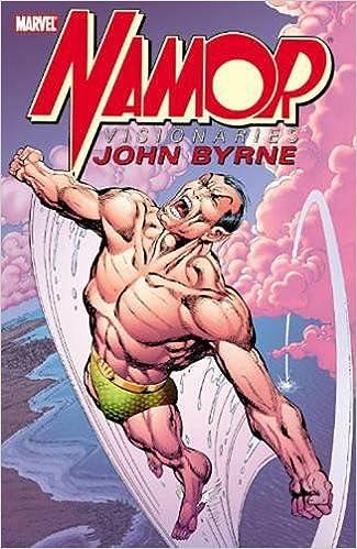 Amazoncom Namor Visionaries John Byrne Vol 1 9780785153047