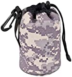 LensCoat LCLPLWDC LensPouch Large Wide (Digital Camo)