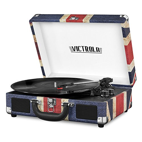 How to buy the best record player union jack?