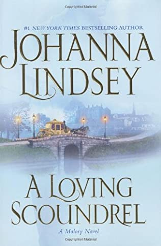 book cover of A Loving Scoundrel