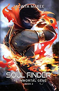 Soul Finder (The Immortal Gene Book 2) by [Maree, Jacinta]