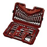 CRAFTSMAN 932821 115 Piece Universal Mechanic's Tool Set