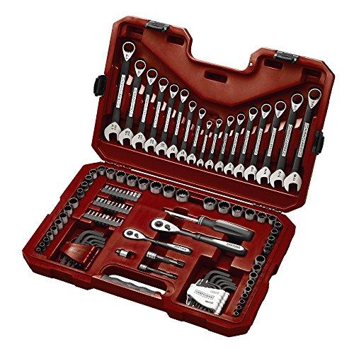 CRAFTSMAN Mechanics Tool Kit, Universal, 115 Pieces (932821) ()