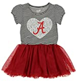 Outerstuff NCAA Girl's Toddlers Celebration Tutu, Alabama Crimson Tide Small (4)