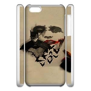 Batman Joker Poker For iphone 6 4.7 3D Custom Cell Phone Case Cover 97II658327