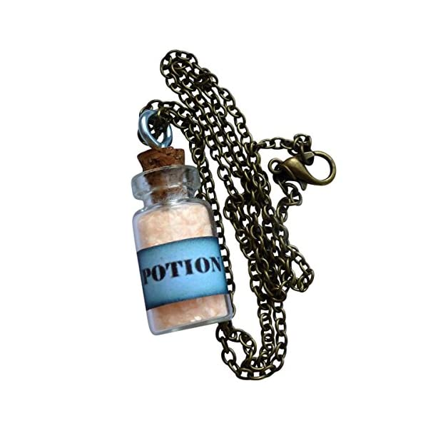 UMBRELLALABORATORY Potion Fairy Glow in The Dark Necklace Bottle 4