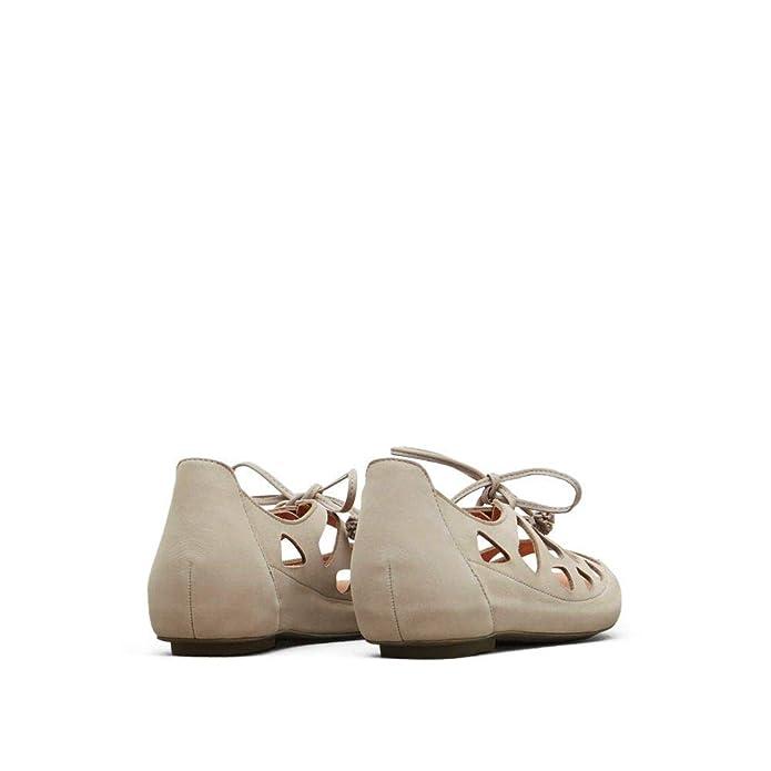 Amazon.com: Gentle Souls Womens Brynn Mary Jane Flat: Shoes