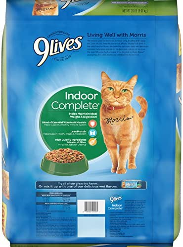 9Lives Dry Cat Food 3