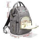 G-LEAF Diaper Bag Backpack, Multi-Function