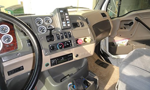 Fiberglass Truck Bodies - Fiberglass Dashboard for ALL Sterling trucks Main SHELL with 5 PANELS included. CUSTOM MADE ACCORDING TO VIN #
