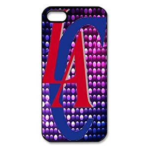 PhoneXover NBA Los Angeles Clippers Team Logo Custom Style cover Case For Iphone 5 5S