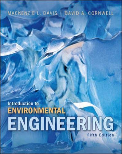 Introduction to Environmental Engineering (The Mcgra...