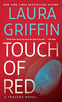 Touch of Red (Tracers Book 12) by [Griffin, Laura]