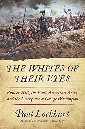 Whites Their Eyes Emergence Washington