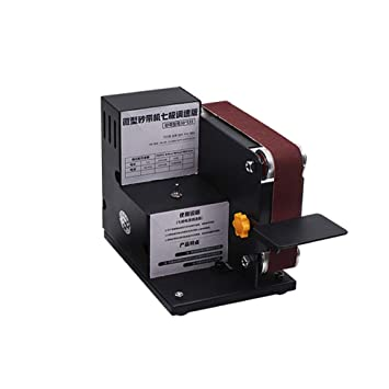 KKmoon Micro Mini Lijadora de Banda Eléctrica Máquina de ...