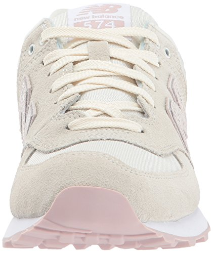 Off 574 Bianco Donna Sneaker New White Balance w8AXqqfS