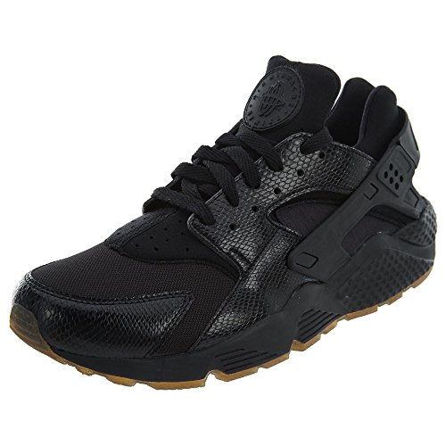 8cecca0d2857 Galleon - NIKE Men s Air Huarache Running Shoe Black Gum (11.5 D(M) US)