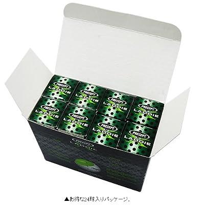 Precept Laddie X Golf Balls, 24 Pack