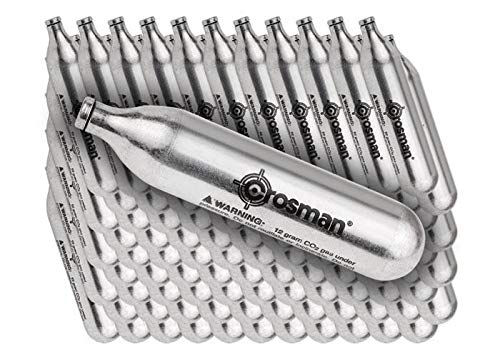 Crosman 12 Gram CO2, 100 Cartridges