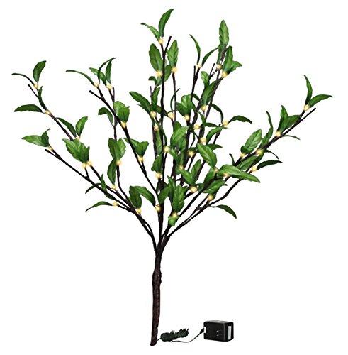 Primitives by Kathy Green Leaf Lighted Twig, 60 ()