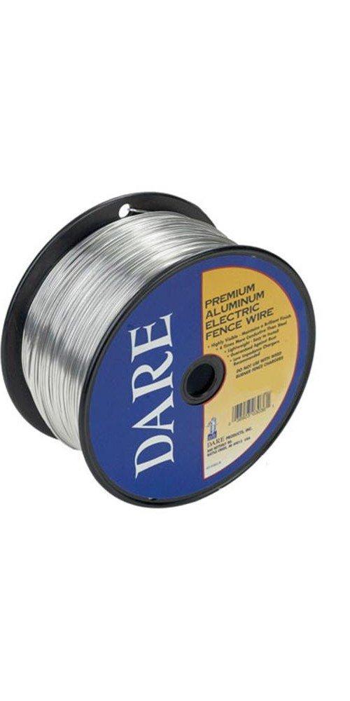 1320' Dare 14 Gauge Premium Aluminum Electric Fence Wire