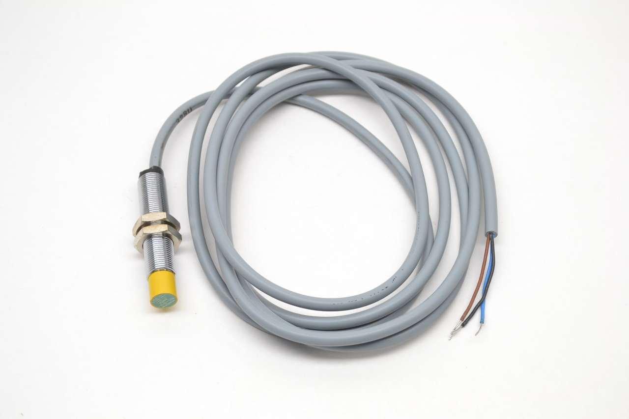 Turck Ni5 G12 An6x Proximity Switch Inductive Electronic Component Sensor Wiring Diagram Sensors Industrial Scientific