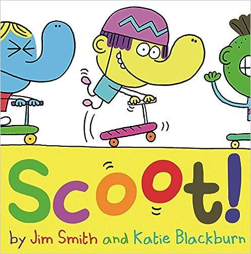 Book Scoot!