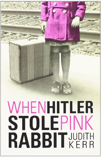 Book cover for When Hitler Stole Pink Rabbit