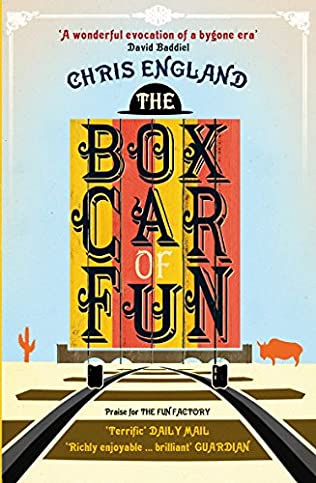 book cover of The Box Car of Fun