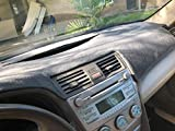 JIAKANUO Auto Car Dashboard Carpet Dash Board Cover Mat fit for Toyota Camry 2007-2011 (Camry 07-11, Gray) MR027