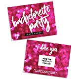 TwoTwelve Bachelorette Party Dare Card Game | Bridesmaids Girls Night Out | Both
