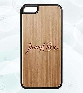 Jimmy-Choo Brand Logo Collection Iphone 5C Hard Carcasa Popular Design Pretty Pattern