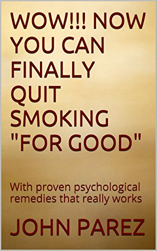 WOW!!!   NOW YOU CAN FINALLY QUIT SMOKING