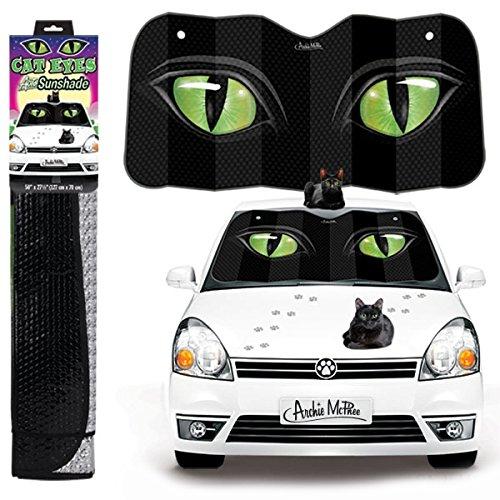 Archie McPhee Auto Sunshade Eyes product image