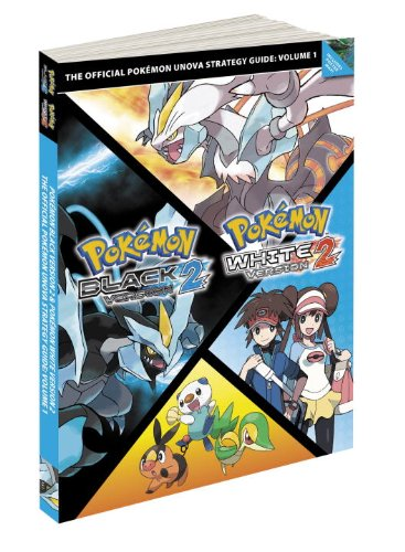 Pokemon Black Version 2 & Pokemon White Version 2 Scenario Guide: The Official Pokemon Strategy Guide (Prima Official Game Guide) (White Guide Pokemon)