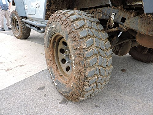 Cooper Discoverer STT Pro All-Terrain Radial Tire - LT275 ...